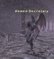 Demon Secretary