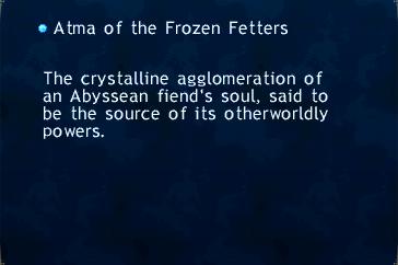 FrozenFetters