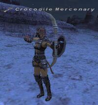 Crocodile Mercenary