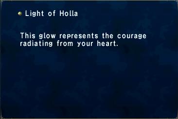 Light of Holla