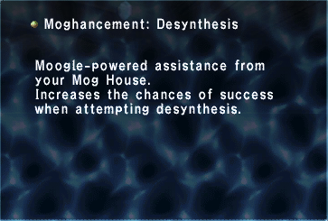 Moghancement Desynthesis