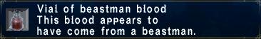 Beastman Blood