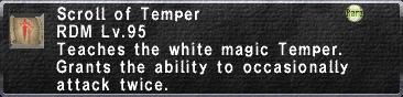 TemperScroll