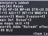 Assimilator's Jubbah