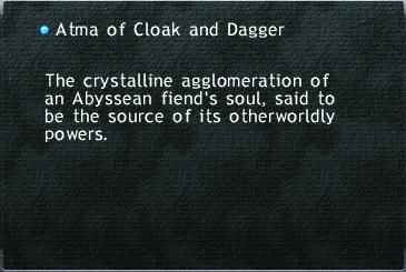 Atma of Cloak and Dagger