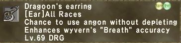 Dragoonearring