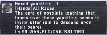 Hexed Gantl. -1