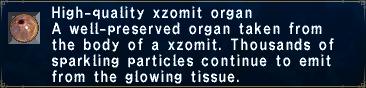 HighQualityXzomitOrgan