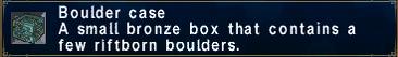 Boulder Case