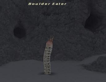 Boulder eater