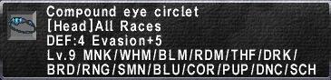 Compound-Eye-Circlet