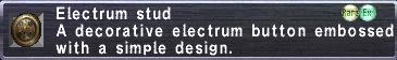 Electrum stud