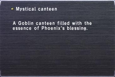 Mystical Canteen