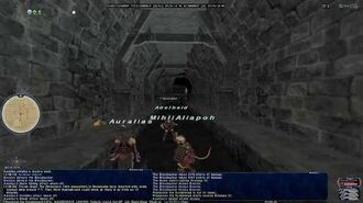 Phanduron the Condemned - Classic Notorious Monsters - Final Fantasy XI