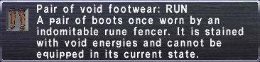 Voidfoot RUN