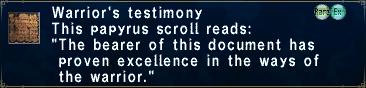 WarriorsTestimony