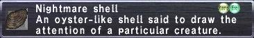 Nightmare Shell