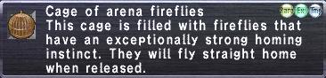Arena Fireflies
