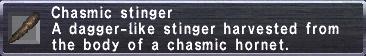 Chasmic Stinger