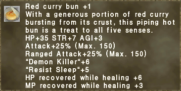 Red curry bun +1