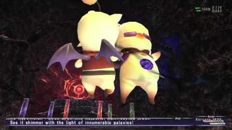 «FFXI-Movie» 0585 Mog 14 - Smash! A Malevolent Menace