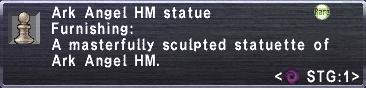 Ark Angel HM Statue