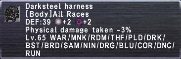 Darksteel Harness