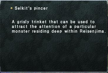 Selkit's Pincer KI