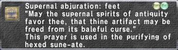 S.Abjuration Ft.