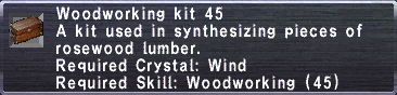 Woodworking Kit 45