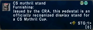 CSMythrilStand