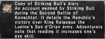 05 Striking Bull's Diary