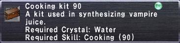 Cooking Kit 90