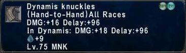 Dynamis Knuckles