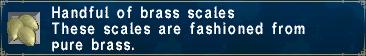 Brassscale