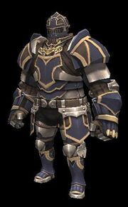Darksteel Cuirass Set