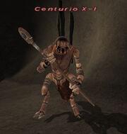 Centurio X-I