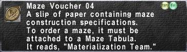 Maze Voucher 04