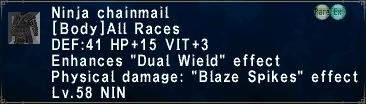 Ninjachainmail