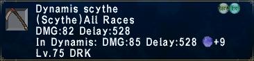 Dynamis Scythe