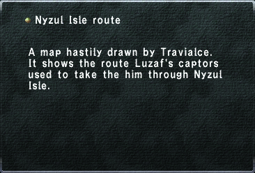 Nyzul route