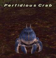 Perfidious Crab