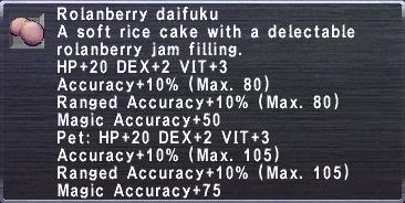 Rolanberry daifuku
