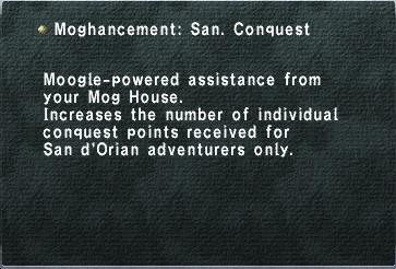 Moghancement- San d'Orian Conquest