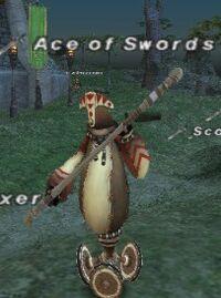 Ace Of Swords S