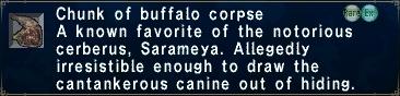 Buffalo Corpse