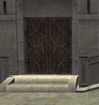 Door Research Chamber