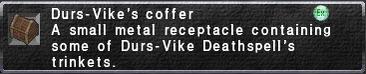 Durs-Vike's Coffer