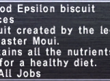 Pet Food Epsilon Biscuit