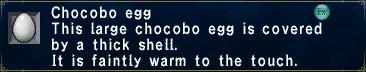 ChocoboEggFaintlyWarm